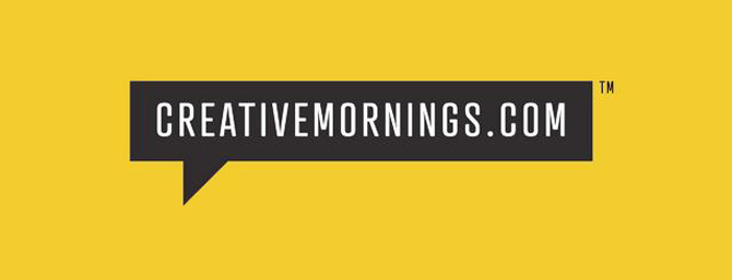 Creative Mornings logo