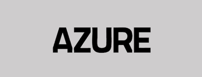 Azure Magazine logo