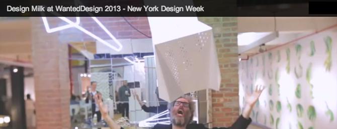 Design Milk WantedDesign Brooks Atwood video