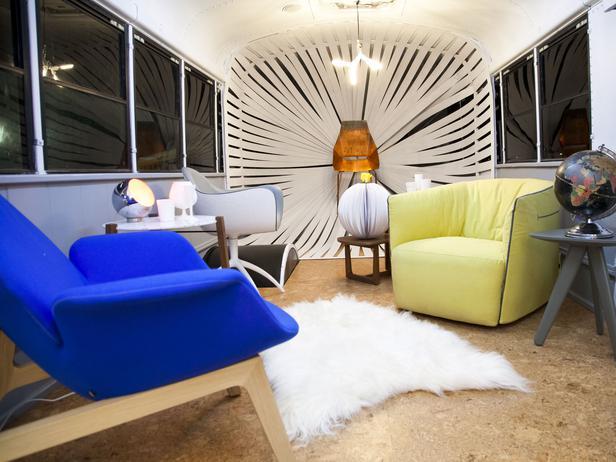 HGTV STAR N806_brooks atwood-school-bus-lounge blu dot poliform
