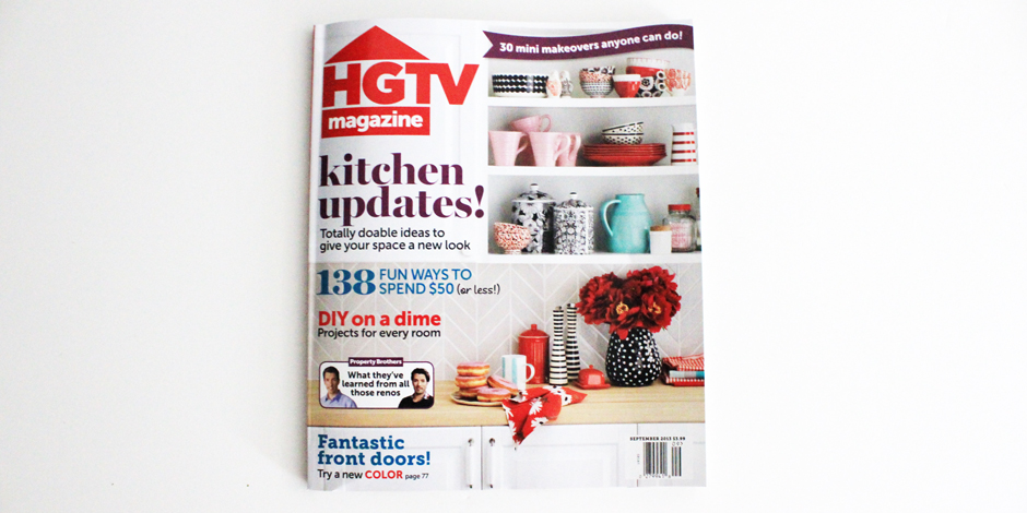 HGTV magazine brooks atwood hgtv star apartment winning Sept-cover