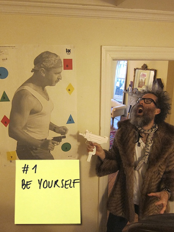 1.Be Yourself 20 tips from POD Design