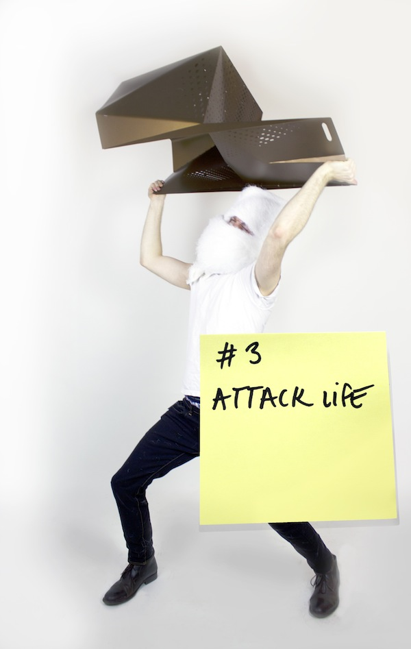 3.Attack Life 20 tips from POD Design