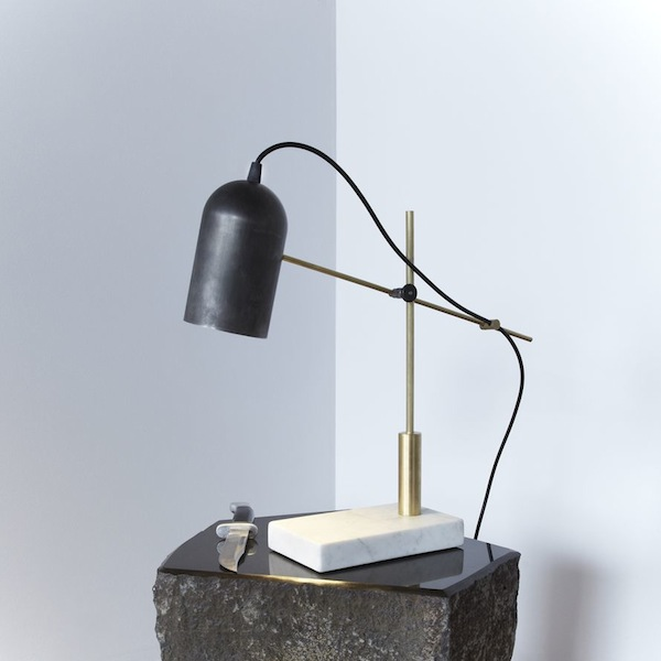 DEADSTOCK CATHERINE TABLE LIGHT by CASTOR
