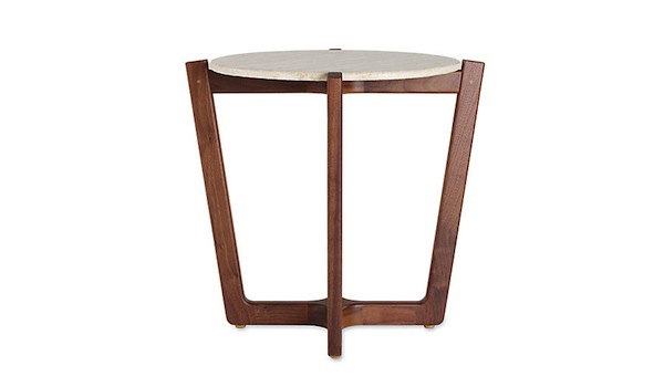 atlas side table by Brad Ascalon DWR