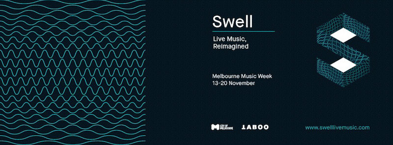 SWELL 2015 melbourne music week header logo