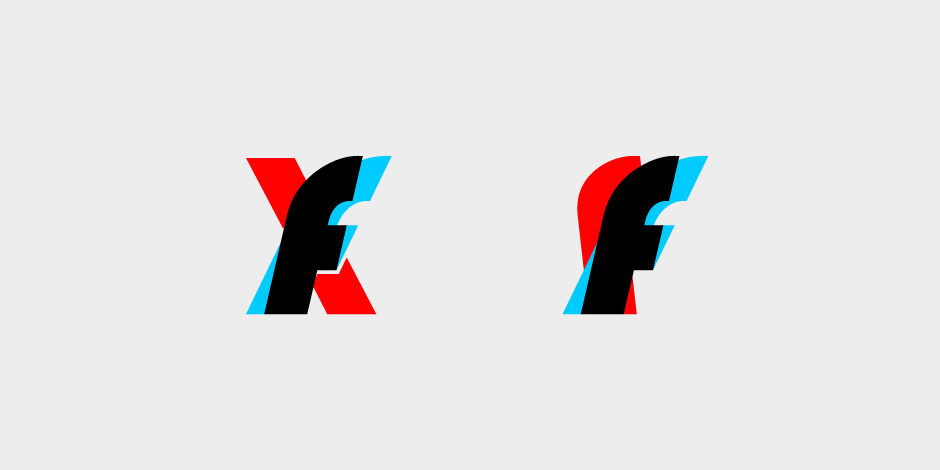 Brooks Atwood Design corporate identity logo FF 1